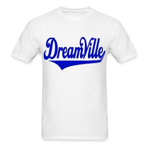 Dreamville T-Shirt (Blue) - Men's T-Shirt