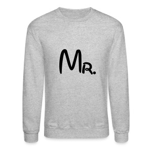 Mr - Crewneck Sweatshirt