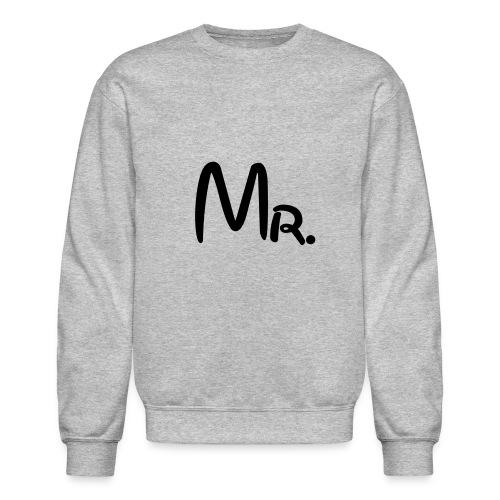 Mr - Crewneck Sweatshirt