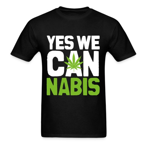 Yes We Can - Men's T-Shirt