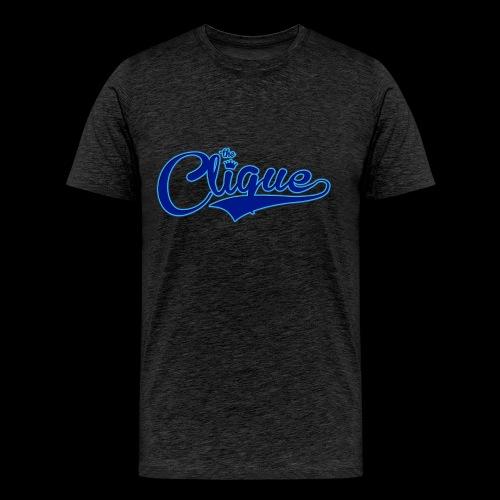 The Clique Men's Tee - Men's Premium T-Shirt