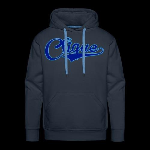 The Clique Hoodie - Men's Premium Hoodie