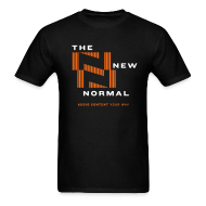 T-Shirts ~ Men's T-Shirt ~ The New Normal Tee