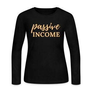 Women's Long Sleeve Jersey T-Shirt - wahm,self employed,residual income,passive income,online marketers,network marketing,network marketers,multi-level marketing,motivational quotes,motivation,mlm,internet marketers,inspirational quotes,inspiration,funny tees,entrepreneurs,entrepreneur,direct sales,diamond,ceo,bosslady,bossgirl,beachbody
