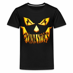 Gym-O-Lantern - Kids' Premium T-Shirt