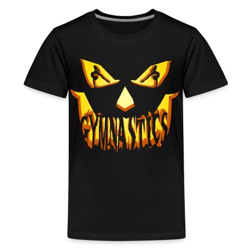 Gym-O-Lantern - Kids' Premium T-Shirt