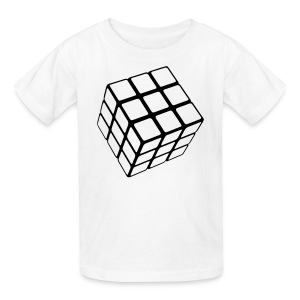 1 Color Cube - Kids' T-Shirt