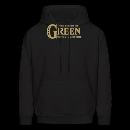 The Legend of Green - Mens Hoodie - Men's Hoodie
