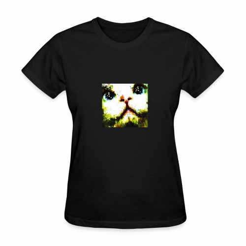 Can'r say no to that face! - Women's T-Shirt