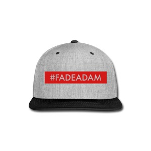 Fade Hat - Snap-back Baseball Cap
