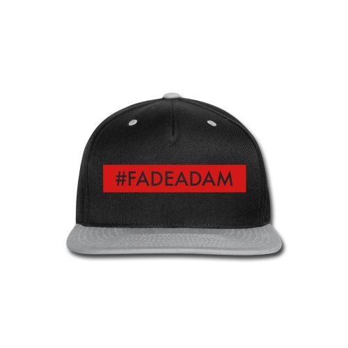 Fade Hat - Snap-back Baseball Cap