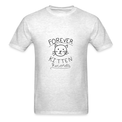 Mens T ForeverKittenRecords Label - Men's T-Shirt