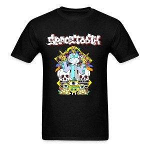 Sapcetooth Cover art  - Men's T-Shirt