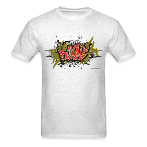 Boxing - Graffiti - Men's T-Shirt