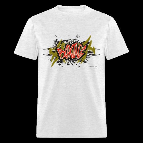 Boxing - Graffiti - Men's T-Shirt