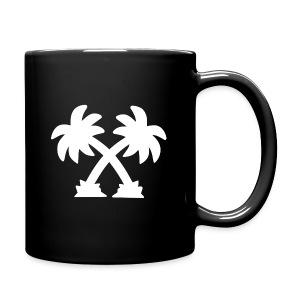 Palm Tree Mug - Full Color Mug