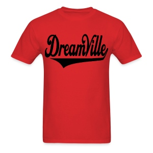 Dreamville (Black) - Men's T-Shirt