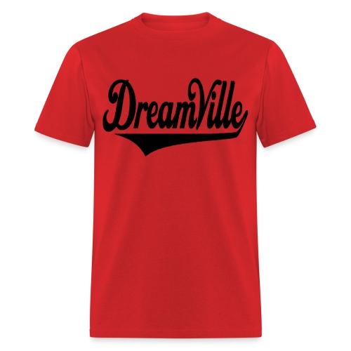 Dreamville (Black) - Men's T-Shirt