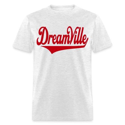 Dreamville (Red) - Men's T-Shirt