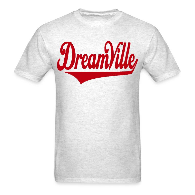 Dreamville (Red) - Men's T-Shirt