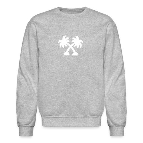 Palm Tree Crewneck - Crewneck Sweatshirt