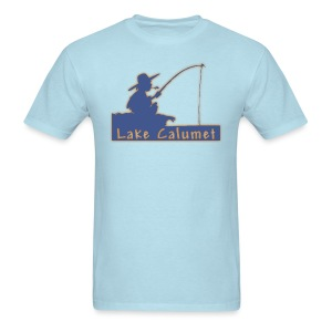 Lake Calumet - Men's T-Shirt