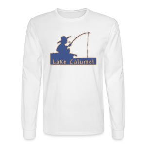 Lake Calumet - Men's Long Sleeve T-Shirt