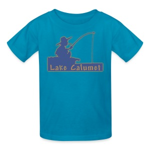 Lake Calumet - Kids' T-Shirt
