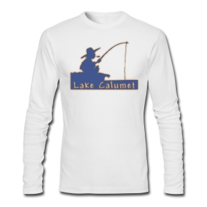 Lake Calumet - Men's Long Sleeve T-Shirt by Next Level