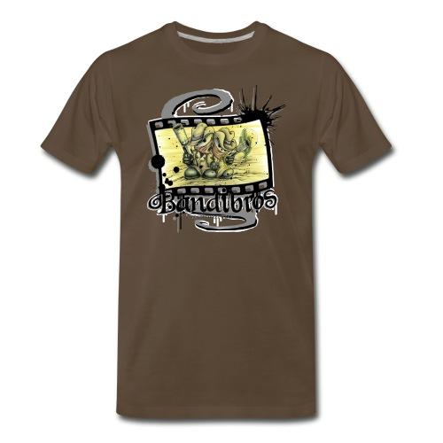 Bandibros2 - Men's Premium T-Shirt