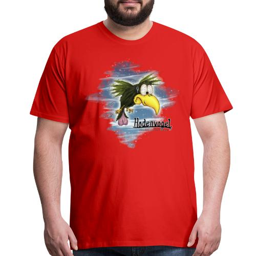 Hodenvogel - Men's Premium T-Shirt