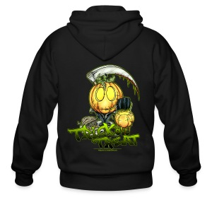 Trick or Treat - Men's Zip Hoodie