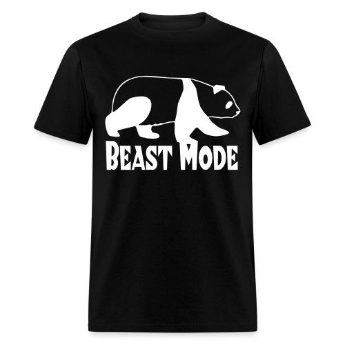 BEAST MODE PANDA!! - Men's T-Shirt