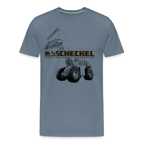 JJ Scheckel 992D Loader Mens Premium Tshirt - Men's Premium T-Shirt
