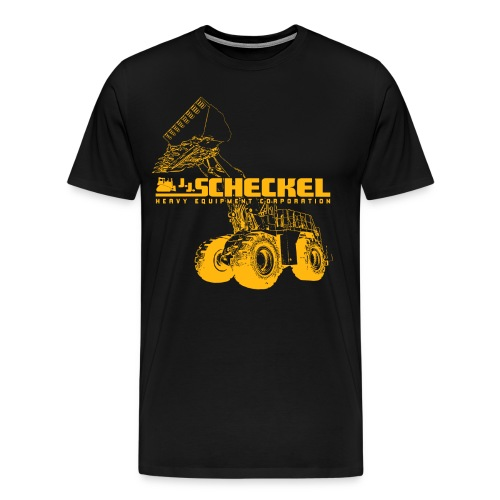 JJ Scheckel 992D Loader Men's Premium Tshirt - Men's Premium T-Shirt
