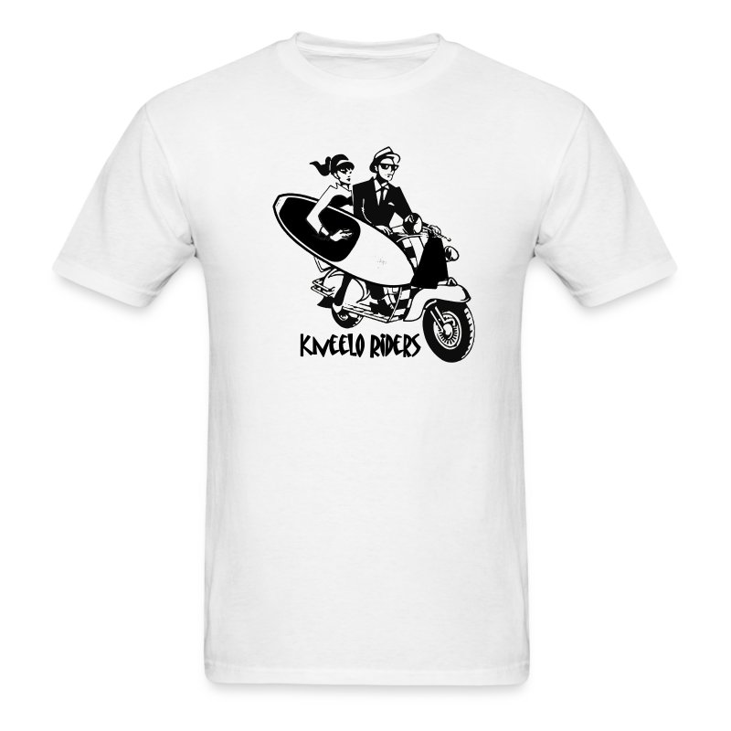 KR - Beach Run - Men's T-Shirt
