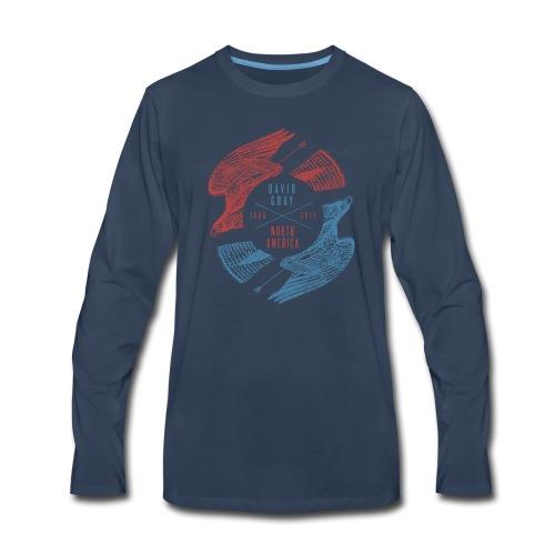 DG_Hawk_Mens_longsleeve - Men's Premium Long Sleeve T-Shirt