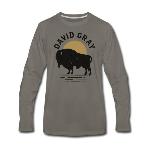 DG_Buffalo_Mens_Longsleeve - Men's Premium Long Sleeve T-Shirt