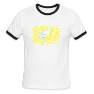 T-Shirts ~ Men's Ringer T-Shirt by American Apparel ~ Article 11036407