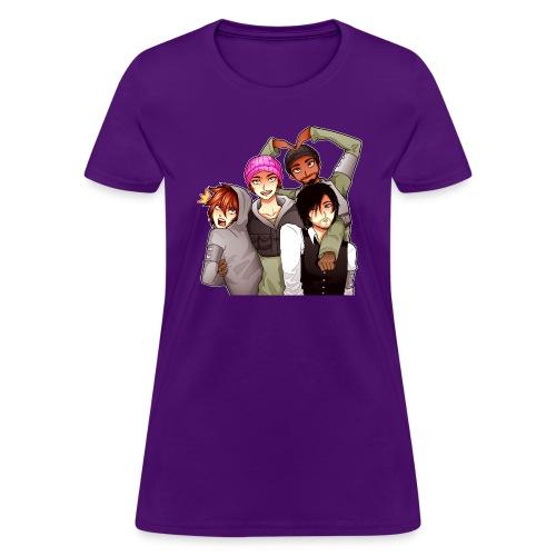 The P.I.E Team - Women's T-Shirt