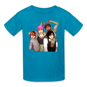 The P.I.E Team - Kids' T-Shirt