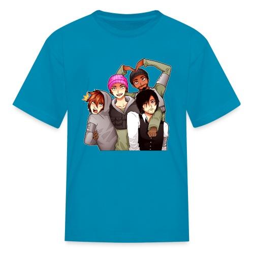 The P.I.E Team - Kids' T-Shirt
