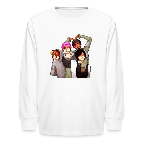 The P.I.E Team - Kids' Long Sleeve T-Shirt