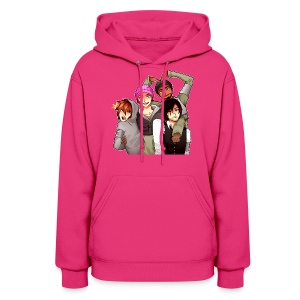 The P.I.E Team - Women's Hoodie