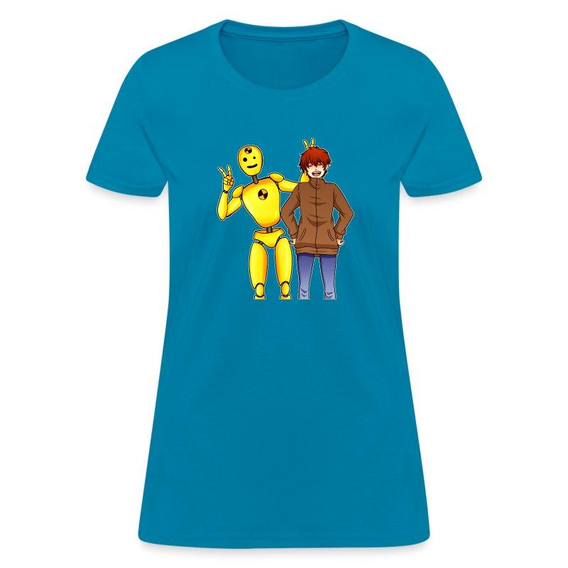 Josh & Dummy - Women's T-Shirt
