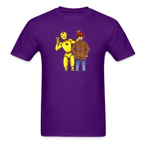 Josh & Dummy - Men's T-Shirt