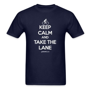 TAKE THE LANE - Men's - Men's T-Shirt