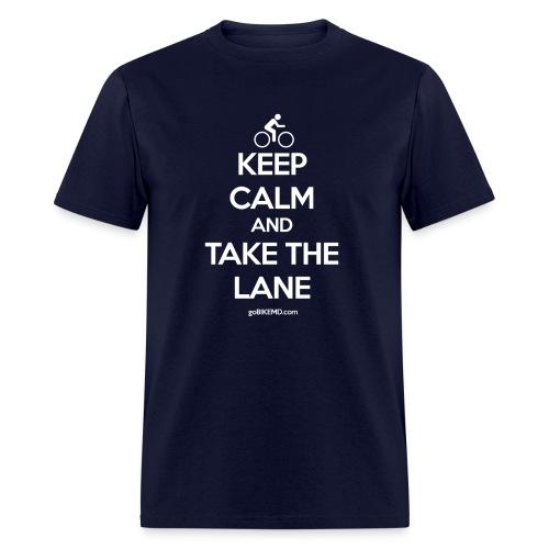 TAKE THE LANE - Men's - Men's T-Shirt