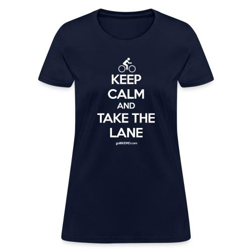 TAKE THE LANE - Women's - Women's T-Shirt