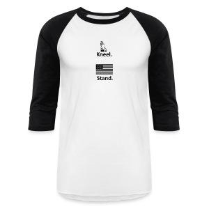 Kneel Baseball Shirt - Baseball T-Shirt